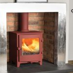 Dalby Multi fuel fire stove, Town and Country at Glow Fire Stoves, Carmarthenshire