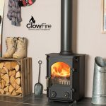 Farndale Multi fuel fire stove, Town and Country at Glow Fire Stoves, Carmarthenshire