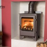 Harrogate Eco SC Multi fuel fire stove, Town and Country at Glow Fire Stoves, Carmarthenshire