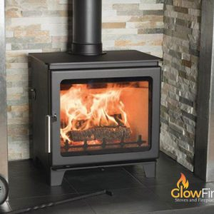 Pickering Multi fuel fire stove, Town and Country at Glow Fire Stoves, Carmarthenshire
