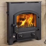 Runswick Multi fuel fire stove, Town and Country at Glow Fire Stoves, Carmarthenshire