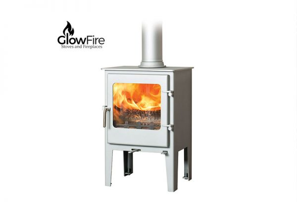 Saltburn Multi fuel fire stove, Town and Country at Glow Fire Stoves, Carmarthenshire