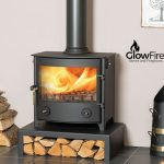 Thornton Dale Multi fuel fire stove, Town and Country at Glow Fire Stoves, Carmarthenshire