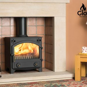 Bransdale Multi fuel fire stove, Town and Country at Glow Fire Stoves, Carmarthenshire