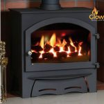 The Whitby gas fire stove, Town and Country at Glow Fire Stoves, Carmarthenshire