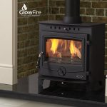 Thames 8kw Multi Fuel fire stove, Henley Stoves at Glow Fire Stoves, Carmarthenshire