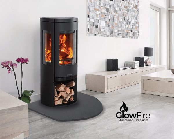Elite G3 6kw Multi Fuel fire stove, Henley Stoves at Glow Fire Stoves, Carmarthenshire