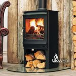 Elcombe Multi Fuel fire stove, Henley Stoves at Glow Fire Stoves, Carmarthenshire