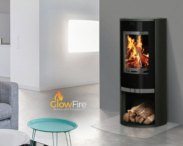 Elite G1 7kw Multi Fuel fire stove, Henley Stoves at Glow Fire Stoves, Carmarthenshire