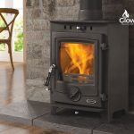 Thames 4.5kw Multi Fuel fire stove, Henley Stoves at Glow Fire Stoves, Carmarthenshire