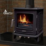 Ascot 5kw Multi Fuel fire stove, Henley Stoves at Glow Fire Stoves, Carmarthenshire