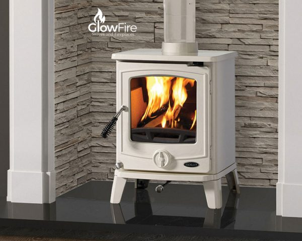 Cambridge 5kw Multi Fuel fire stove, Henley Stoves at Glow Fire Stoves, Carmarthenshire