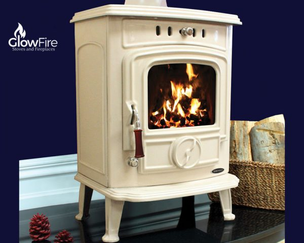 Aran 5kw Multi Fuel fire stove, Henley Stoves at Glow Fire Stoves, Carmarthenshire