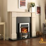 Dimplex Optimyst Inset Chrome at Glowfire Stoves and Fireplaces Carmarthen