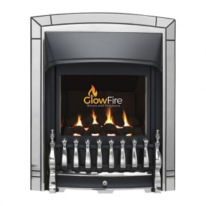 Valor Balanced Flue Full Depth Convector, Dream at Glowfire Stoves and Fireplaces Carmarthen