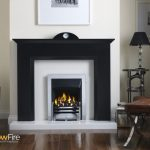 Valor Bauhaus at Glowfire Stoves and Fireplaces Carmarthen
