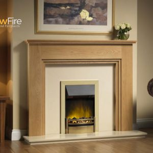 Dimplex Kansas at Glowfire Stoves and Fireplaces Carmarthen