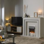 Dimplex Ellister at Glowfire Stoves and Fireplaces Carmarthen