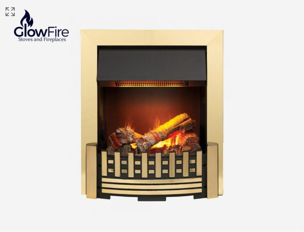 Dimplex Mansfield at Glowfire Stoves and Fireplaces Carmarthen