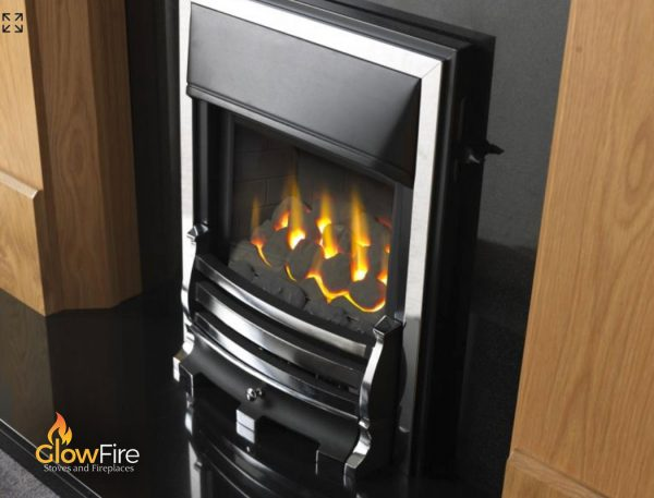 Valor Downton High Efficiency at Glowfire Stoves and Fireplaces Carmarthen