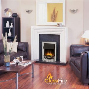 Dimplex Danesbury at Glowfire Stoves and Fireplaces Carmarthen