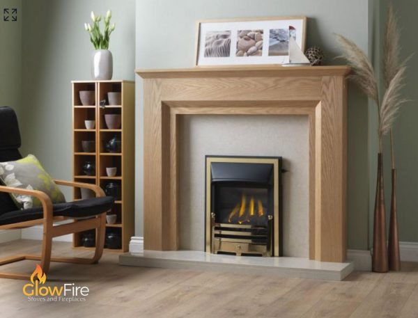 Valor Bauhaus High Efficiency at Glowfire Stoves and Fireplaces Carmarthen