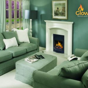 Dimplex Clement at Glowfire Stoves and Fireplaces Carmarthen