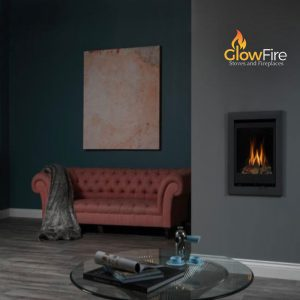 Valor Inspire 400 at Glowfire Stoves and Fireplaces Carmarthen