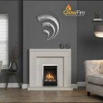 Valor Inspire 400 Atalanta at Glowfire Stoves and Fireplaces Carmarthen