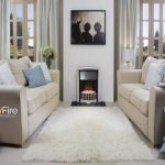 Dimplex Rockport Inset Chrome at Glowfire Stoves and Fireplaces Carmarthen