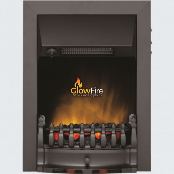 Valor Balmoral Ecolite Electric Fire at Glowfire Stoves and Fireplaces Carmarthen