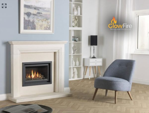 Valor Inspire 600 Verona at Glowfire Stoves and Fireplaces Carmarthen